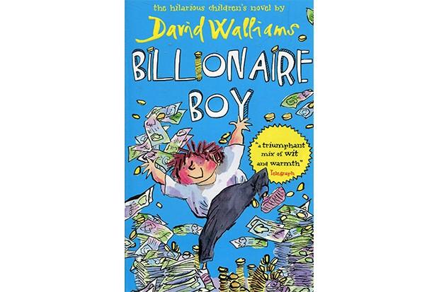 Billionaire by David Walliams