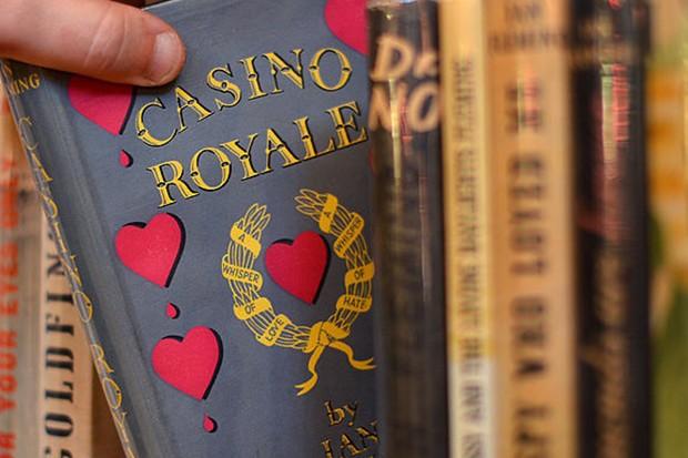 Casino Royale James Bond book by Ian Fleming