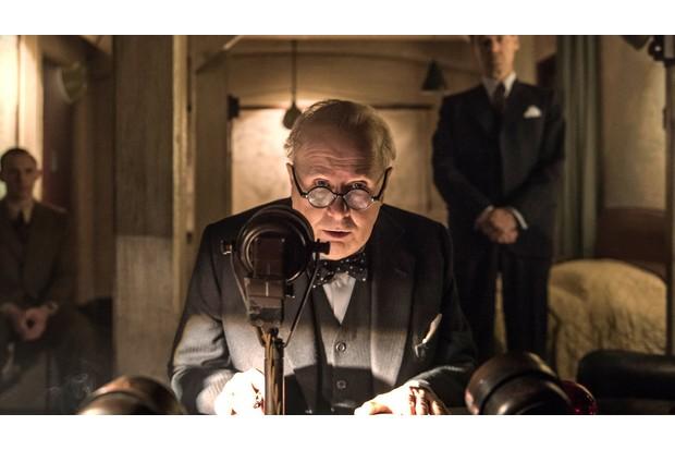 Gary Oldman in Darkest Hour (Netflix)