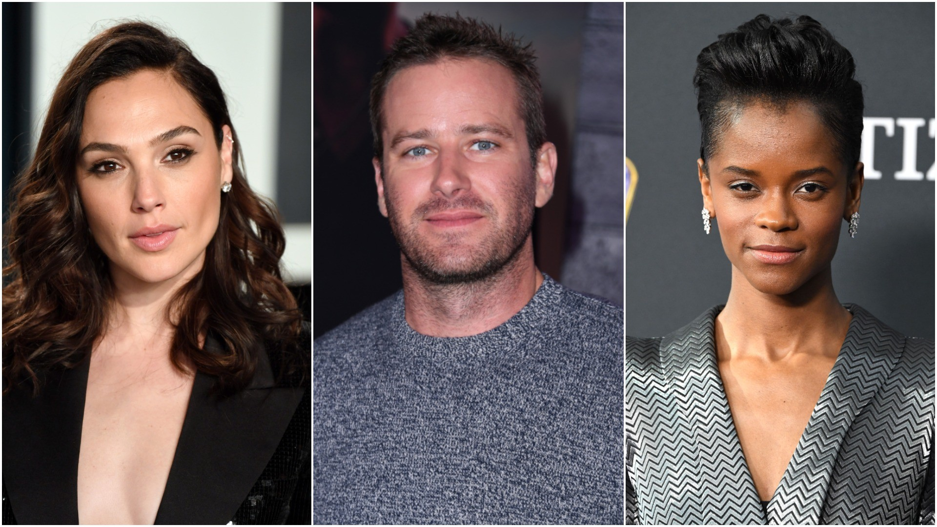 Gal Gadot, Armie Hammer, Letitia Wright – Death on the Nile cast