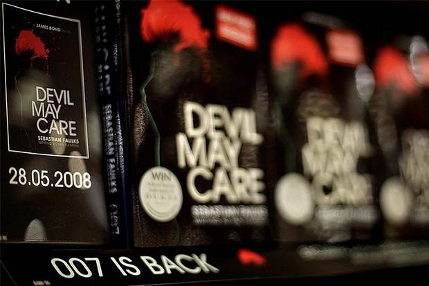 Devil May Care James Bond Book