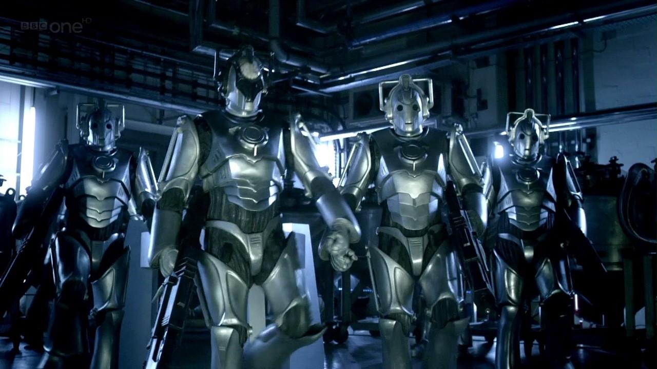 Doctor Who - Cybus Cybermen