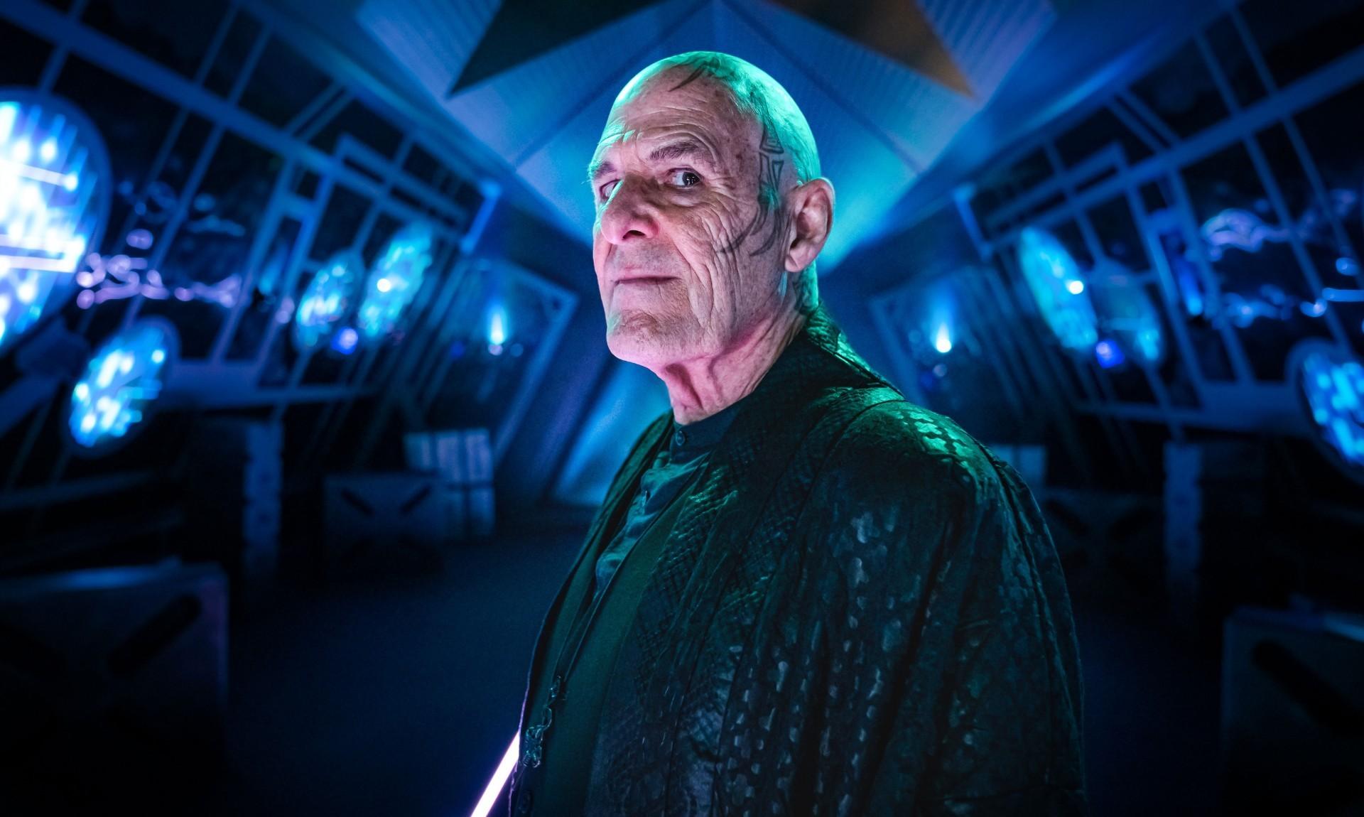 Doctor Who - Zellin (Ian Gelder)
