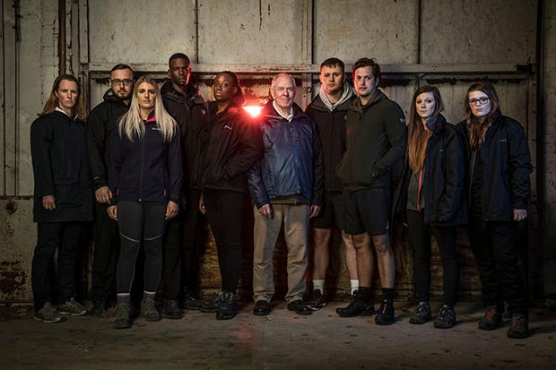 Hunted 2020 contestants