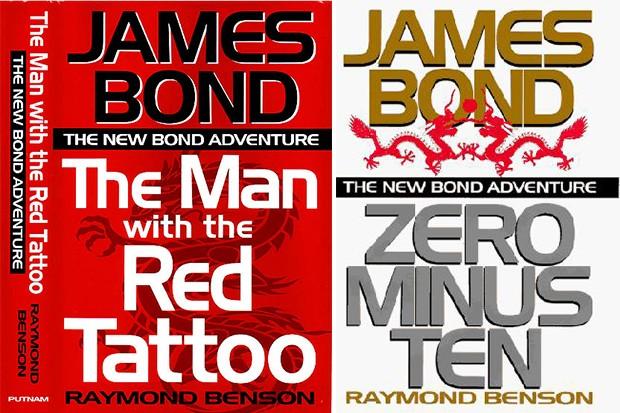 james-bond-books-raymond-benson