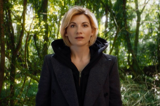 Jodie Whittaker - Doctor Who reveal