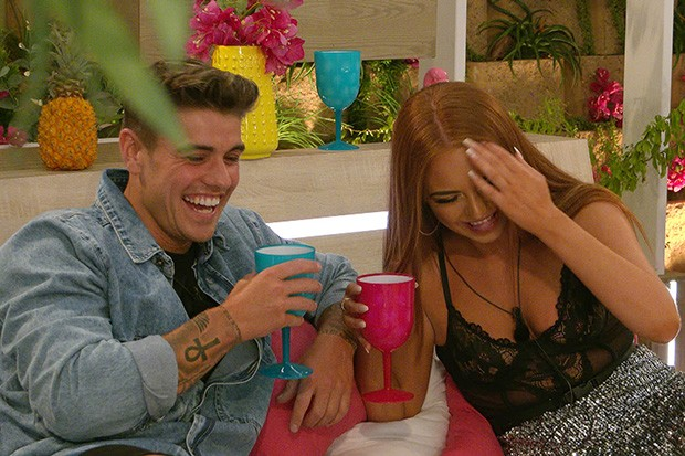 From ITV Studios  Love Island: SR6: Ep30 on ITV2  Pictured: Luke M and Demi on a date.  This photograph is (C) ITV Plc and can only be reproduced for editorial purposes directly in connection with the programme or event mentioned above, or ITV plc. Once made available by ITV plc Picture Desk, this photograph can be reproduced once only up until the transmission [TX] date and no reproduction fee will be charged. Any subsequent usage may incur a fee. This photograph must not be manipulated [excluding basic cropping] in a manner which alters the visual appearance of the person photographed deemed detrimental or inappropriate by ITV plc Picture Desk.  This photograph must not be syndicated to any other company, publication or website, or permanently archived, without the express written permission of ITV Picture Desk. Full Terms and conditions are available on the website www.itv.com/presscentre/itvpictures/terms  For further information please contact: james.hilder@itv.com / 0207 157 3052
