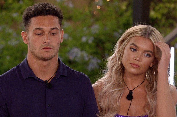 Love Island's Callum and Molly talk relationship plans and why he doesn't regret Casa Amor