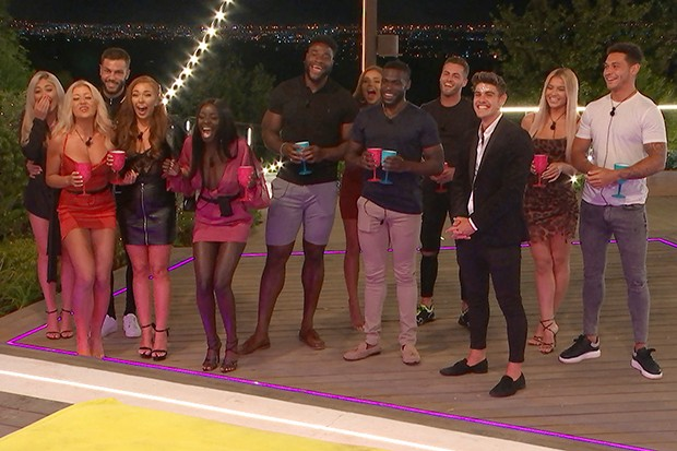 Love Island contestants 2020