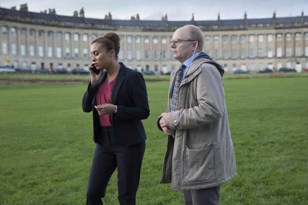 Where is ITV detective drama McDonald and Dodds filmed?