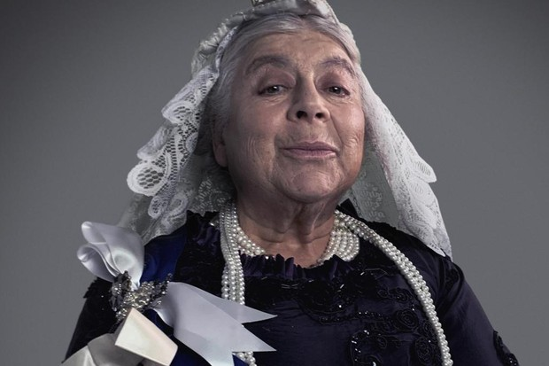 Miriam Margolyes in The Windsors