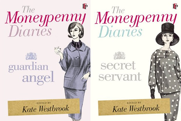 The Moneypenny Diaries books