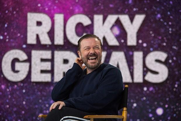 Ricky Gervais tour