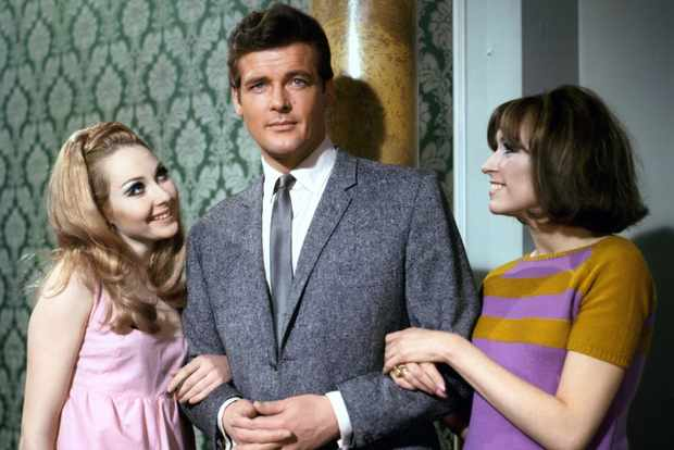 The Saint (Roger Moore)