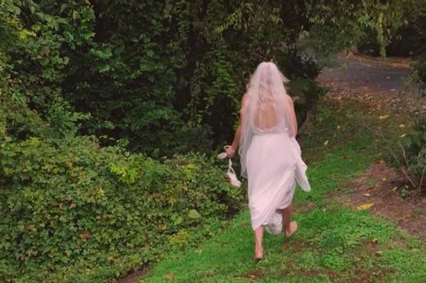 Love Is Blind runaway bride