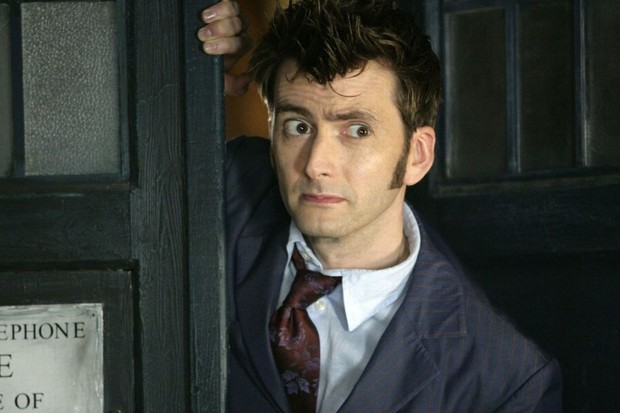 Tenth Doctor (David Tennant) in Doctor Who