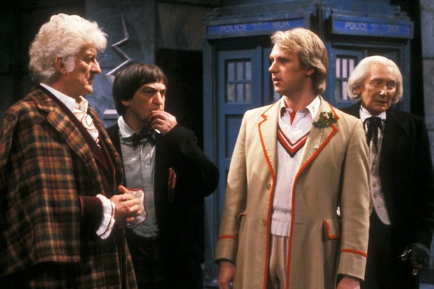Doctor Who – The Five Doctors