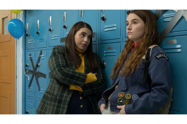 Booksmart - On the eve of their high school graduation, two academic superstars and best friends realize they should have worked less and played more. Determined not to fall short of their peers, the girls try to cram four years into one night.
