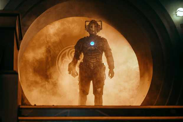 WARNING: Embargoed for publication until 20:00:01 on 25/02/2020 - Programme Name: Doctor Who Series 12 - TX: 01/03/2020 - Episode: n/a (No. 10) - Picture Shows: PRE-TX ** STRICTLY EMBARGOED UNTIL 25/02/2020 20:00:01* Ashad (PATRICK O'KANE) - (C) BBC  - Photographer: James Pardon