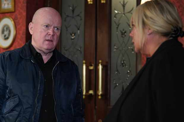 Phil and Sharon Mitchell