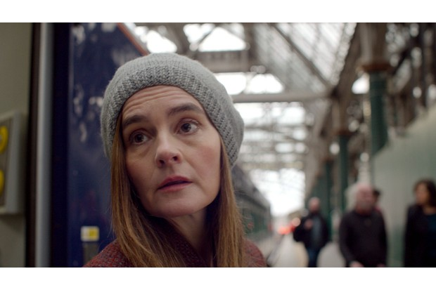 Programme Name: The Nest - TX: n/a - Episode: Portraits (No. n/a) - Picture Shows: Siobhan (SHIRLEY HENDERSON) - (C) Studio Lambert - Photographer: screen grab