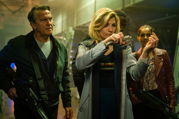 Doctor Who 2020 Christmas Special Doctor Who: Series 13 production update from Chris Chibnall