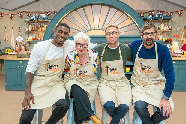 Ovie, Jenny, Russell and Louis (Channel 4)
