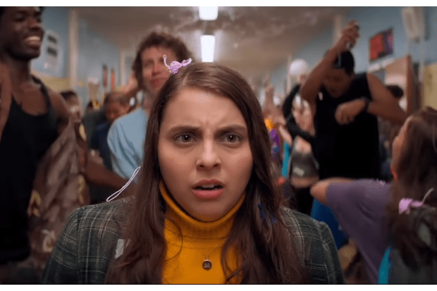 Beanie Feldstein in Booksmart