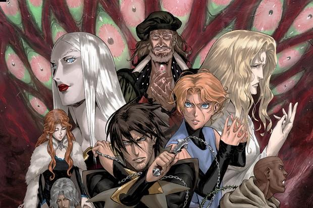 Castlevania season 4 has been confirmed by Netflix - Radio Times