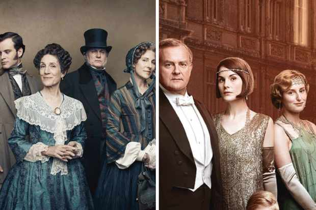 Belgravia / Downton Abbey