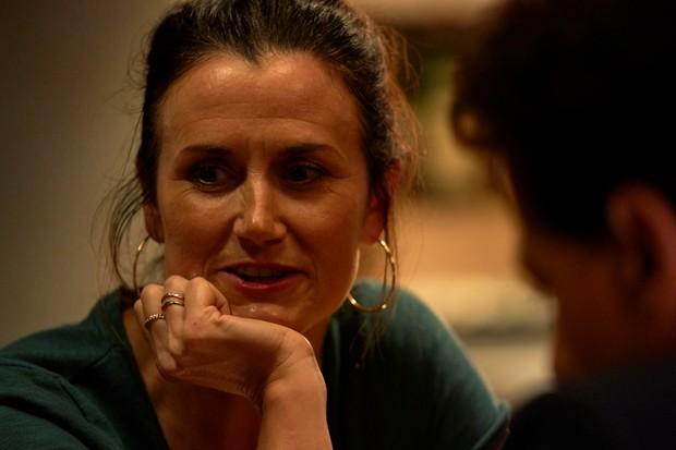 Dawn Steele plays Catherine McAuley in Liar