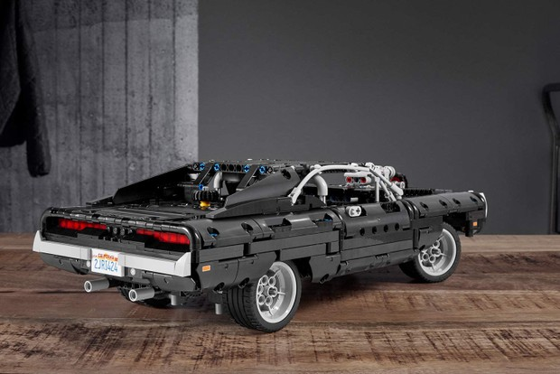 Dodge Charger Fast and Furious Lego