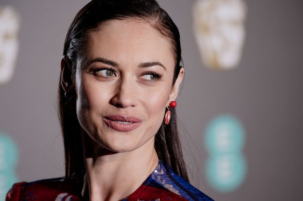 LONDON, ENGLAND - FEBRUARY 10:  Olga Kurylenko attends the EE British Academy Film Awards at Royal Albert Hall on February 10, 2019 in London, England. (Photo by Gareth Cattermole/Getty Images)