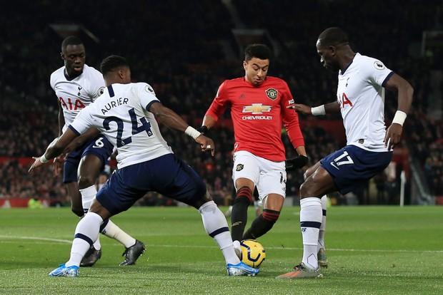 Jesse Lingard Man Utd Tottenham