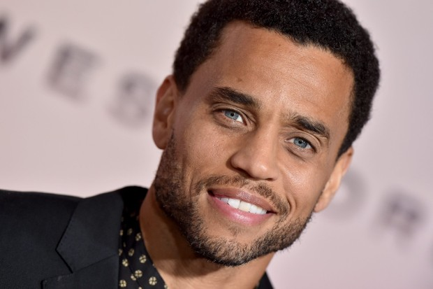 """HOLLYWOOD, CALIFORNIA - MARCH 05: Michael Ealy attends the premiere of HBO's """"Westworld"""" Season 3 at TCL Chinese Theatre on March 05, 2020 in Hollywood, California. (Photo by Axelle/Bauer-Griffin/FilmMagic)"""