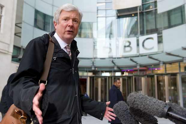 Tony Hall - Director-General, BBC