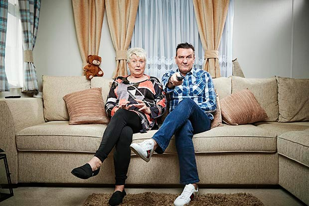 Gogglebox cast