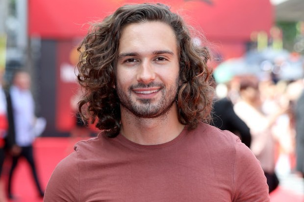 Fitness expert Joe Wicks