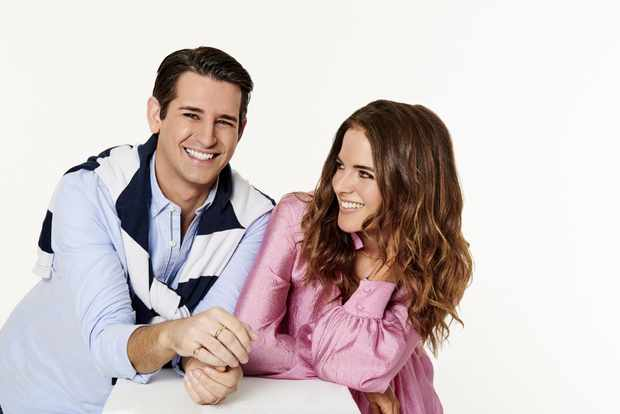Made in Chelsea - Binky and Ollie