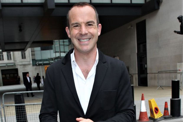 LONDON, ENGLAND - APRIL 23:  (EXCLUSIVE COVERAGE ) Martin Lewis seen at the BBC on April 23, 2018 in London, England.  (Photo by Simon James/GC Images)
