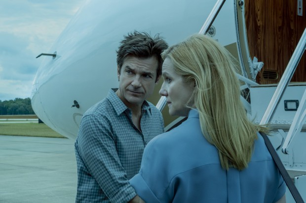 Jason Bateman and Laura Linney in Ozark (Netflix)