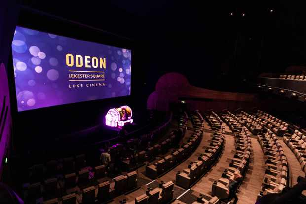 Europe's most famous cinema, London's ODEON Luxe Leicester Square, has reopened to the capital's film fans following an 11 month, multi-million-pound Luxe refurbishment that has transformed the UK's 'home of the premiere' back into a global icon in the heart of London's West End.  ODEON Luxe Leicester Square - the UK's first Dolby cinema - is the flagship cinema for ODEON Cinemas Group, Europe's largest cinema operator.