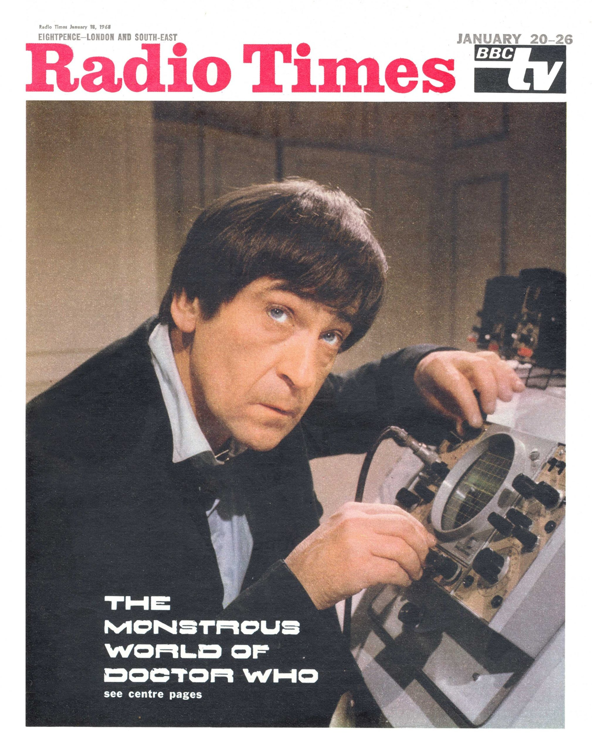 RT 1968 Troughton cover