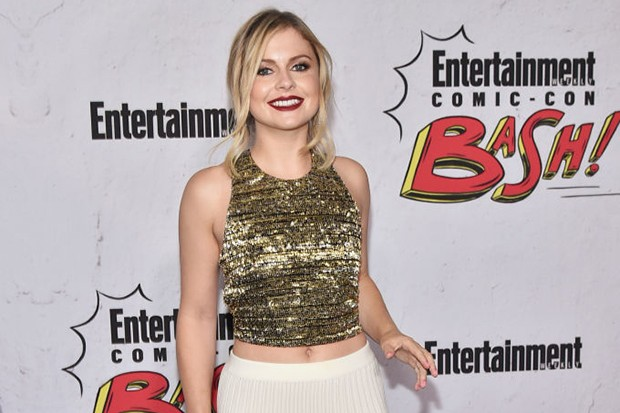 SAN DIEGO, CA - JULY 22:  Rose McIver at Entertainment Weekly's annual Comic-Con party in celebration of Comic-Con 2017  at Float at Hard Rock Hotel San Diego on July 22, 2017 in San Diego, California.  (Photo by Mike Coppola/Getty Images  for Entertainment Weekly)