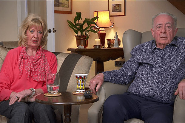 Anne and Ken joined the show in 2020 for series 15