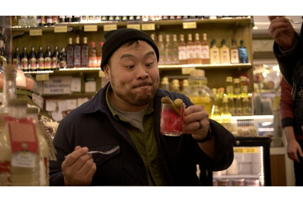 David Chang, host of Ugly Delicious (Netflix)