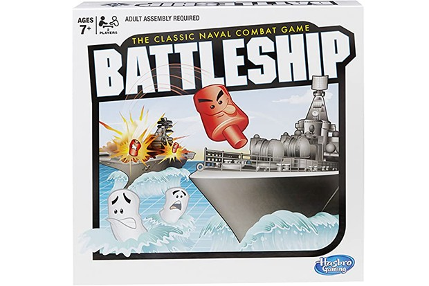 Battleships board game