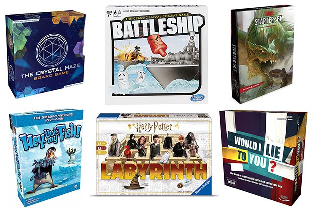 Best board games - Radio Times