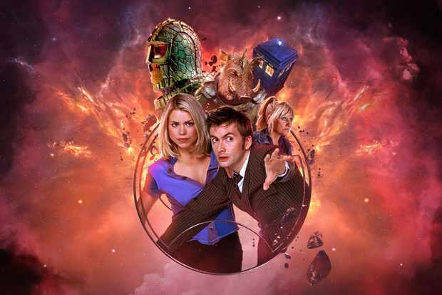 Big Finish - The Tenth Doctor Adventures: Volume 2