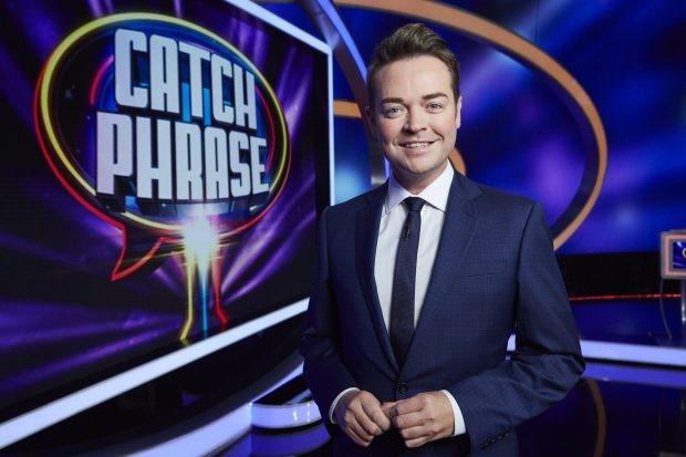 Catchphrase host Stephen Mulhern (ITV)